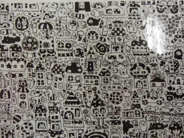すべての折り紙 折り紙でこま : ボールペンでイラストを描こう ...